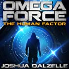 The Human Factor Audiobook by Joshua Dalzelle Narrated by Paul Heitsch