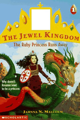 The Ruby Princess Runs Away (Jewel Kingdom)