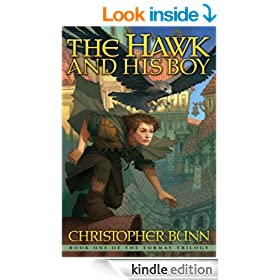 The Hawk And His Boy (The Tormay Trilogy)