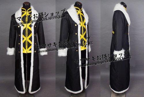 コスプレ衣装 『HUNTER×HUNTER』幻影旅団(げんえいりょだん)団長 クロロ