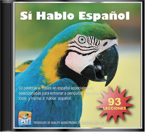 Speech Training For Birds