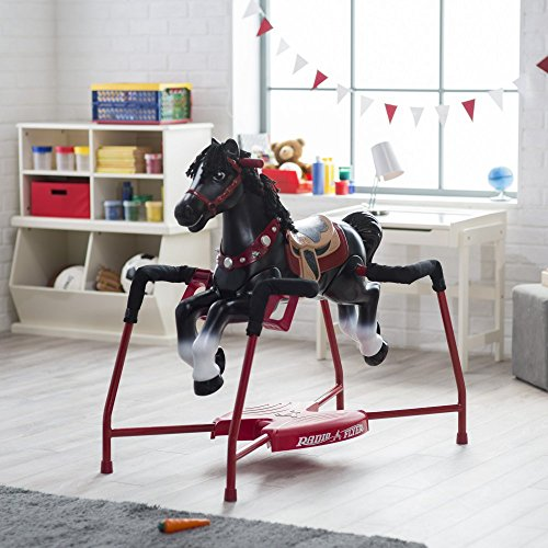 Radio-Flyer-Duke-Interactive-Riding-Horse