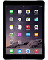 Apple iPad Air 2  - 64 Go - Gris Sidéral (Import Europe + prise FR)