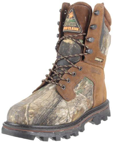 Big Save! Rocky Bearclaw 3D Hunting Boot