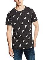 G-Star Camiseta Manga Corta Simaton (Negro)