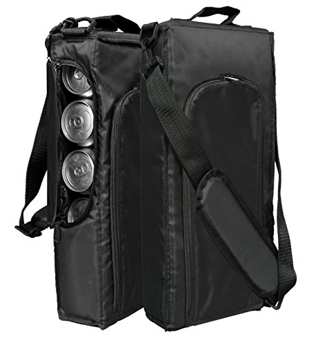 Caddy Daddy Ice Pack Golf Bag Cooler Sports 6 Pack Can