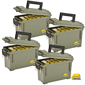 Plano Ammo Can- OD Green (CASE/4)