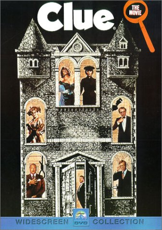 Clue Game Movies