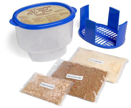 Kitchen Blends Complete Meal Deal, 2.89-Pound PackageKitchen Blends Complete Meal Deal, 2.89-Pound Package