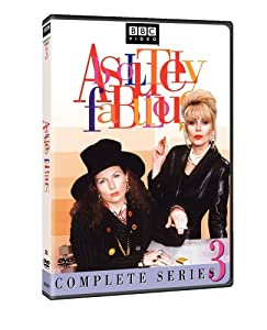 Absolutely Fabulous: Complete Series 3 from BBC Home Entertainment