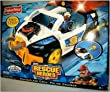 Rescue Heroes Camouflage Crew Police Cruiser