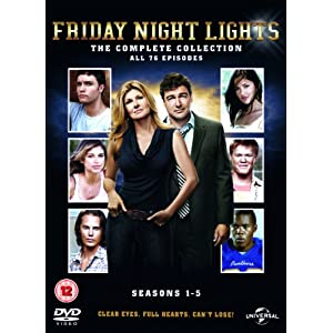 Friday Night Lights: Series 1-5 [Import anglais]