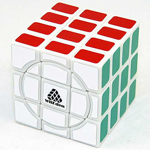 Type C WitEden Super 3x3x4 Cube White Body
