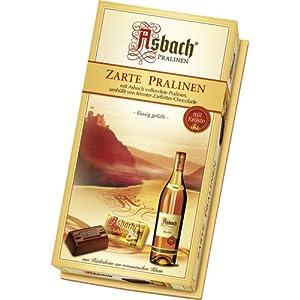 Asbach Uralt Brandy Filled Chocolate Assorted Gift Box (Lg.)