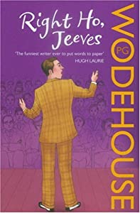 "Cover of ""Right Ho, Jeeves"""