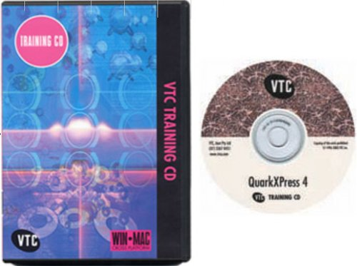 QuarkXPress 4 Training CD