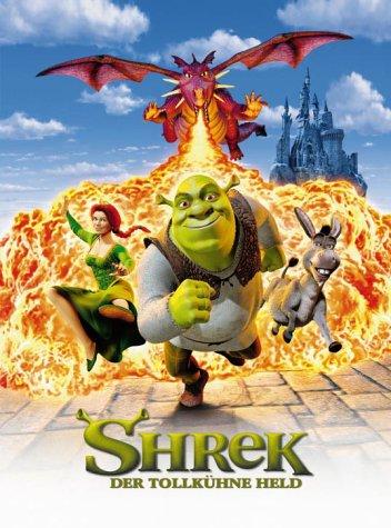 Shrek - Der tollkühne Held [VHS]