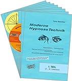echange, troc Tony Gaschler - Moderne Hypnose-Technik, 8 Hefte m. Audio-CD