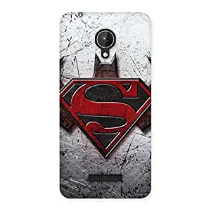 Unicovers Day Rivals Back Case Cover for Micromax Canvas Spark Q380