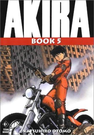 Akira: Bk. 5