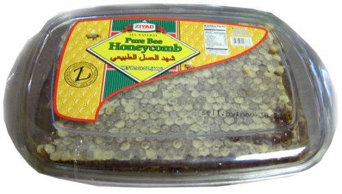 Honey Comb, Pure Bee (Ziyad) 14 oz (400g)