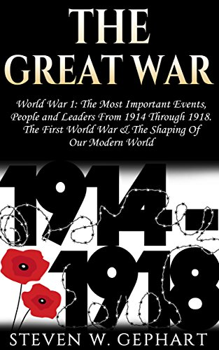 The Great War: World War 1: The Most Important Events, People and Leaders From