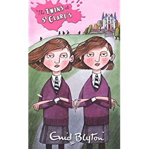 The Twins at St Clare's book cover