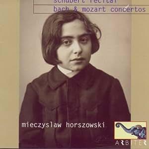 Schubert/Bach/Mozart Concertos