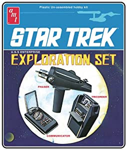 1/3 Star Trek Exploration Set