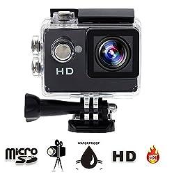 CROCON A7 Camera HD 720 Sports Action Camera 2