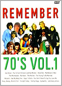Remember the 70's, Vol. 1