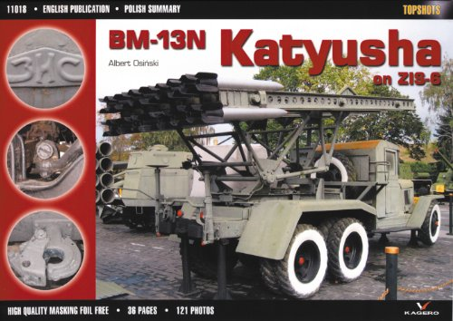 Kagero Books BM-13N Katyusha Book - 1