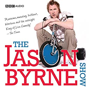 The Jason Byrne Show Radio/TV Program