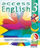 Access English 3 Student Book Ms Clare Constant