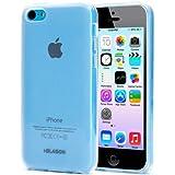 i-Blason Apple iPhone 5C Premium SoftGel Flexible TPU Case New Sept 2013 Model (Frost Clear)