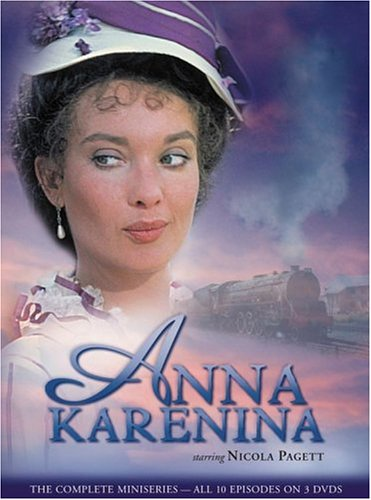Cover art for  Anna Karenina (1977) - The Complete Miniseries