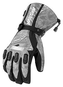2013 Arctiva Comp 7 Camo Insulated Snowmobile Gloves - Small