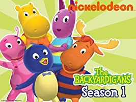 The Backyardigans Season 1