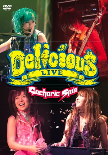 Delicious LIVE DVD