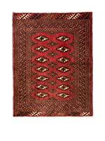 RugSense Alfombra Persian Kelat Rojo/Multicolor 90 x 68 cm