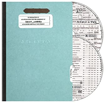 Memento (Widescreen Two-Disc Limited Edition)