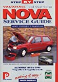 Vauxhall Nova Service Guide and Owner's Manual (Porter manuals) Lindsay Porter