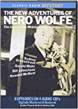 The New Adventures of Nero Wolfe: The Case of the Midnight Ride and Other Tales (Classic Radio Mysteries)