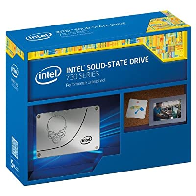Intel SSD 730 240GB 2.5 inch SATA Solid State Drive