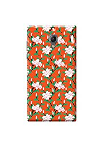 KanvasCases Printed Back Cover for Xiaomi Redmi 1s + Free Earphone Cable Organizer