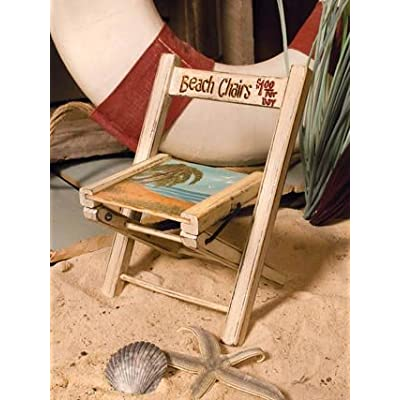 D-SMALL BEACH CHAIR ADVERTISING