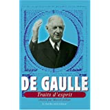 De Gaulle, traits d'esprit
