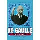 De Gaulle, traits d'esprit