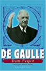 Traits d'Esprit par Gaulle