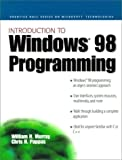 img - for Introduction to Windows '98 Programming book / textbook / text book